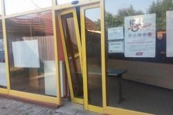 Poșta din zona Micalaca a fost spartă de hoți