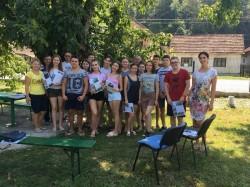 15 copii din Republica Moldova în Tabară la Moneasa