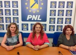 """Geanina Pistru (PNL): """"Doamnele din Arad aleg să se implice în politica liberală"""""""