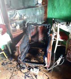 Le-au ars toate lucrurile. O familie din Timiș a rămas pe drumuri