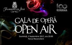 Gala de Operă – Open Air – în Parcul Reconcilierii