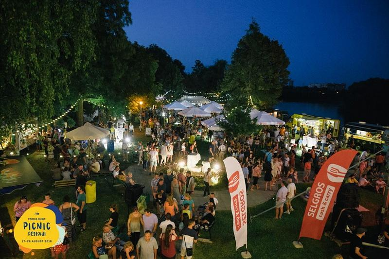 Picnic Festival, un real succes și în cea de-a doua ediție!