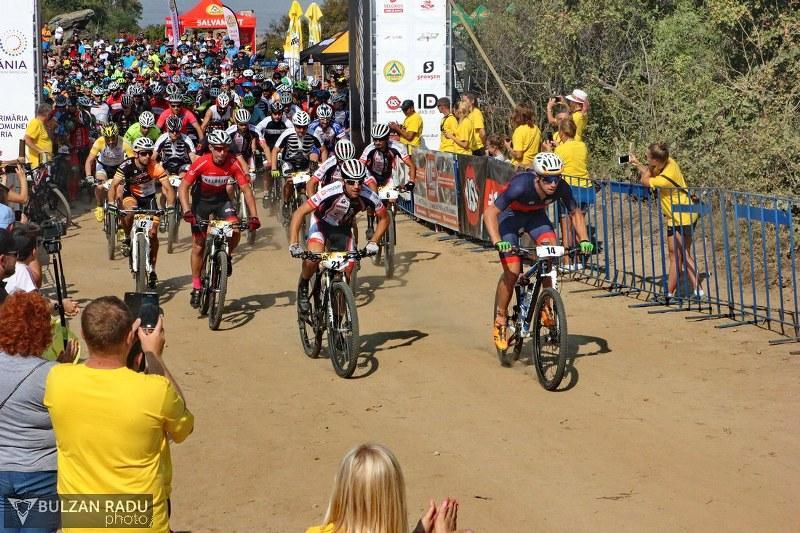 Arad MTB Trophy s-a desfășurat pe dealurile de la Șiria în acest weekend