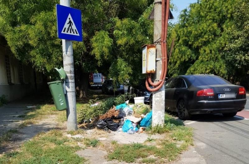 Pãstrarea curăţeniei în oraş, o obligaţie a tuturor!