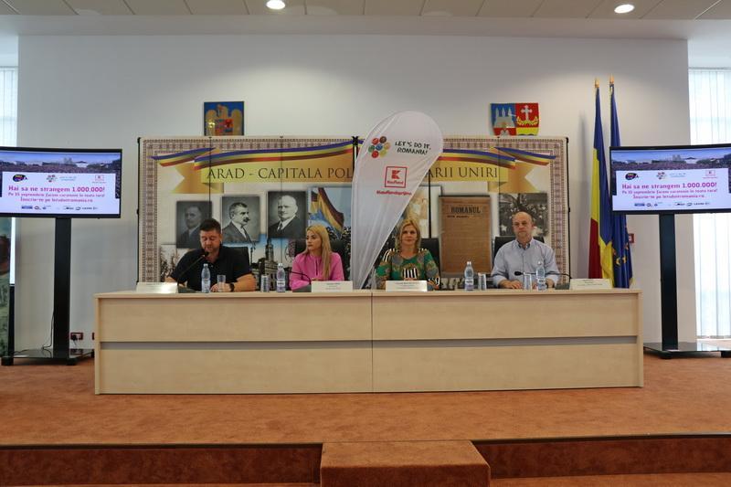 Let,s Do It, Romania! anunță lansarea inițiativei de curățenie World Cleanup Day