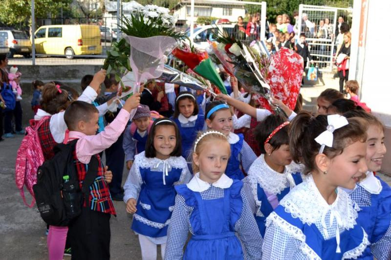 Sună clopoțelul ! Astăzi 10 Septembrie elevii se întorc la școală