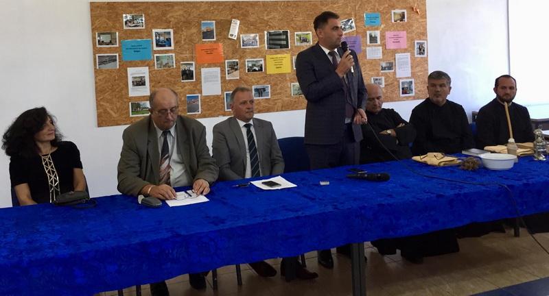 Senatorul Ioan Cristina prezent la deschiderea noului an școlar