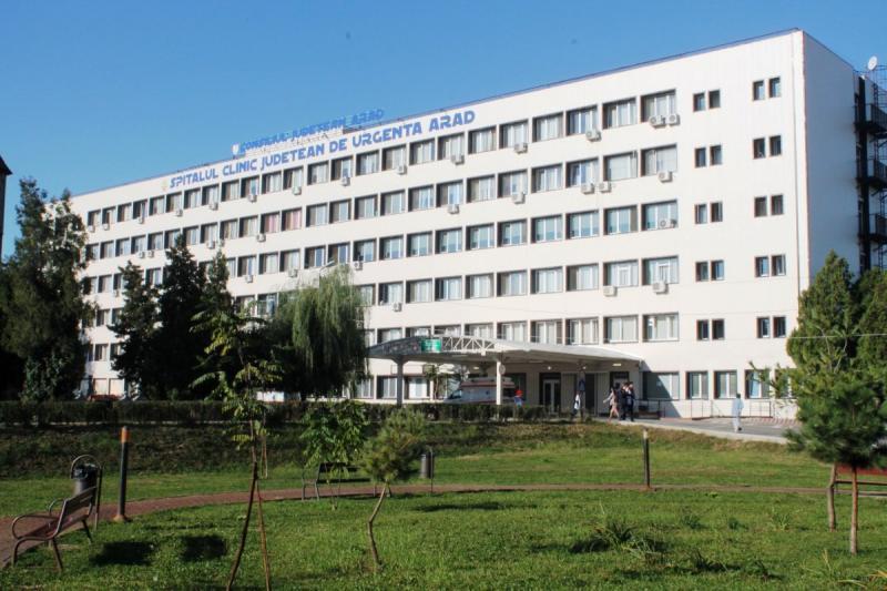 Se extinde Unitatea de Primire Urgenţe de la Spitalul Judeţean Arad