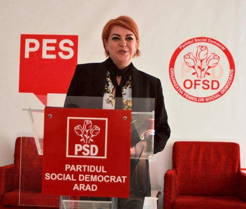 Consilierul local PSD Anca Stoenescu, executată silit pentru credite neplătite
