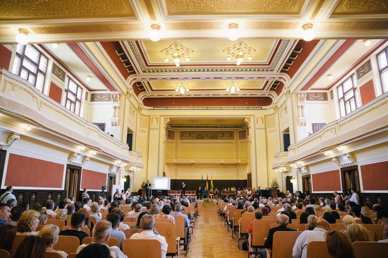 Reabilitarea Palatului Cultural decontată de UE