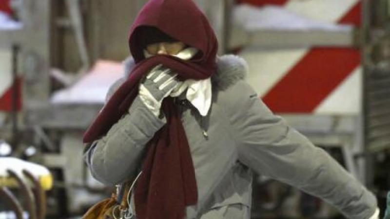 România lovită săptămâna viitoare de valul de frig ARTIC care va aduce minus 10 grade în anumite zone
