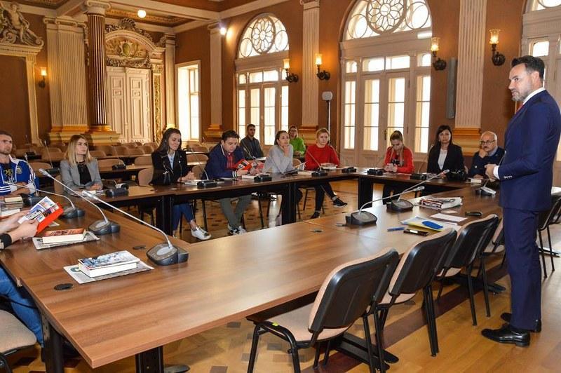 Reprezentanți ai mass-media din Republica Moldova au vizitat Aradul