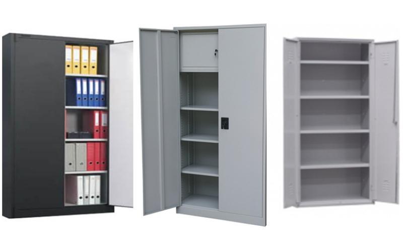 Dulapurile metalice: Soluţia eficienţa pentru organizarea biroului tău!