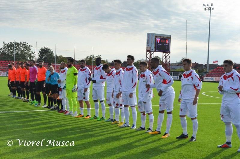 FC Balotești a defilat pe Motorul. UTA - F.C. Baloteşti: 0-2