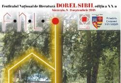 """Festivalul de Literatură """"Dorel Sibii"""" la Săvârșin"""