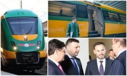 Astra Trans Carpatic a deschis o nouă rută feroviară cu condiții de lux pentru pasageri