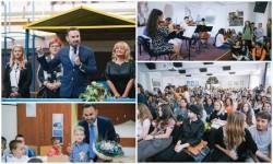 Sărbătoarea deschiderii noului an școlar a cuprins Aradul!