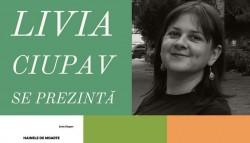 """""""Livia Ciupav se prezintă"""", în seria de întâlniri autor-public din proiectul """"Biblioteca de literatură arădeană de azi"""""""