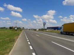 O nouă intersecţie semaforizată în municipiu