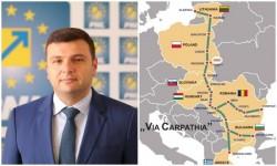 Preşedintele Iohannis susţine o nouă autostradă care conectează Aradul la Europa!