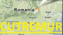 CUTREMUR în România. Un nou seism a lovit țara noastră