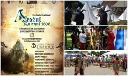 Festival medieval de la Arad începe vineri!
