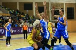Baschet Feminin: Victorie în primul meci oficial! FCC ICIM Arad - Olimpia Brașov: 70-61