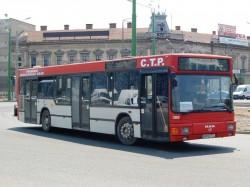 Compania de Transport Public a modificat Programul de transport judeţean de persoane