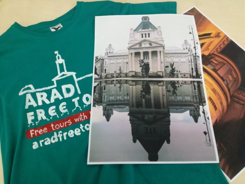 "Complexul Muzeal Arad ""s-a aliat"" cu Arad Free Tours!"