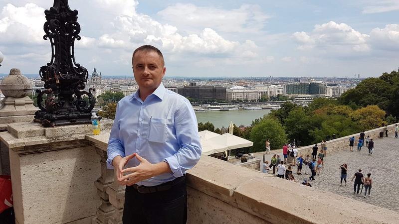 Antoniu Martin a realizat o campanie de promovare mediatică a României și a semnificațiilor Centenarului Marii Uniri în Italia