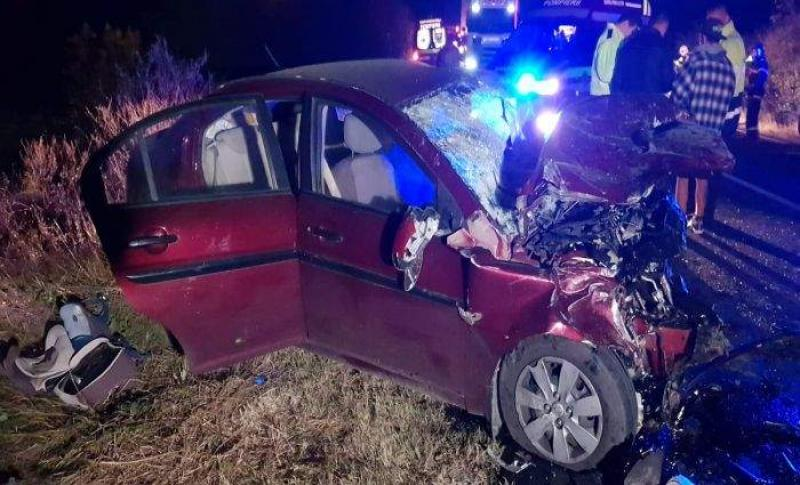 NOI detalii CUTREMURĂTOARE legate de accidentul din Timiș, în care șoferul făcea live înainte să moară