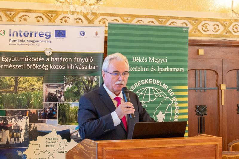 Gheorghe Seculici prezent la Conferința Economică de Relații Externe și Parteneriat Maghiar-Român