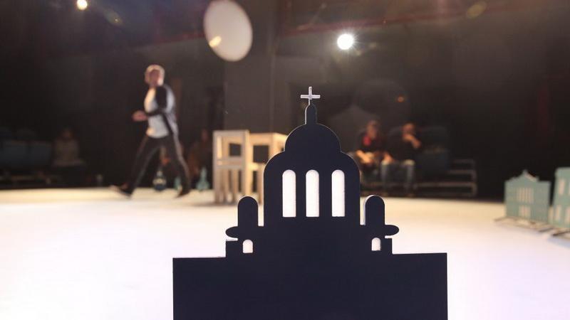 """""""Orașul nostru"""" – pe scena Galei Naționale a Comediei"""