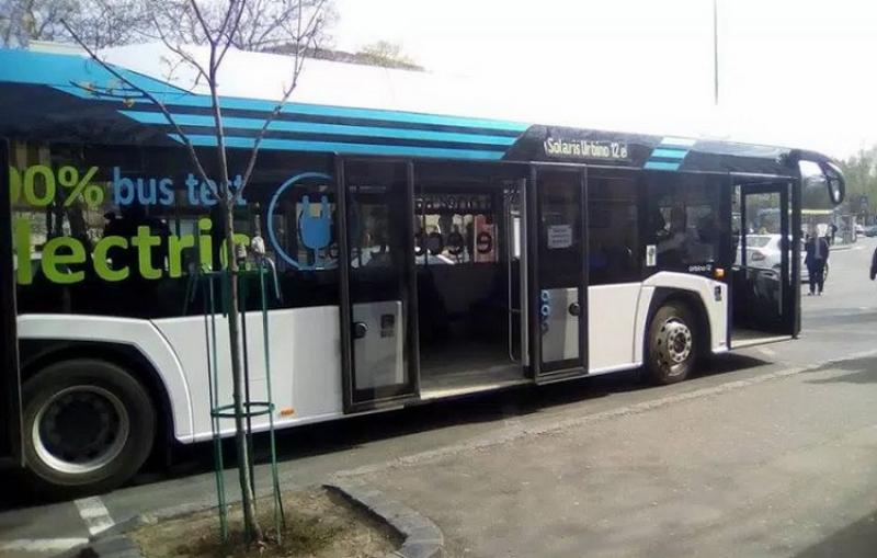 Bani europeni pentru 18 autobuze electrice noi în Municipiul Arad