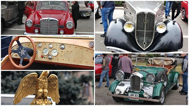 Retro Parada Toamnei 2018,  pasionaţii de vehicule de eopocă ştiu de ce