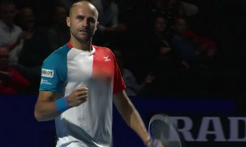 Marius Copil, calificare istorică în finala de la Basel!