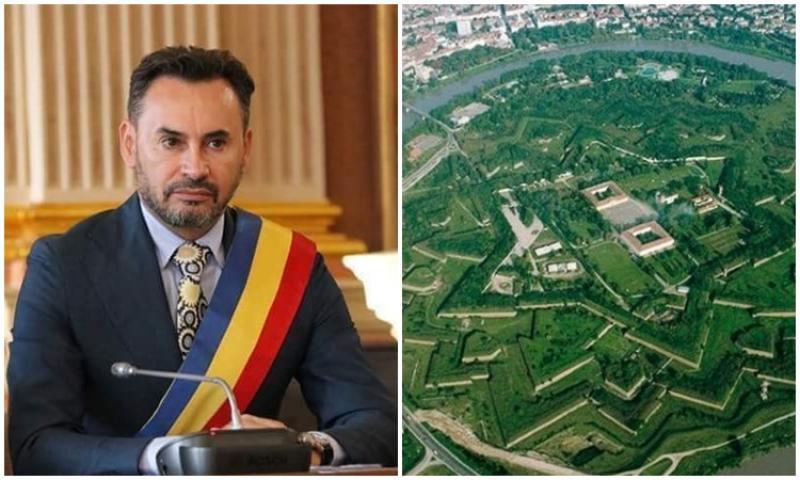 Situația Cetății Aradului, din nou în prim-plan