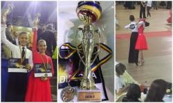 Școala de Dans Royal Steps aduce Aradului cele mai multe medalii de la Campionatul National de Clase de la Cluj-Napoca