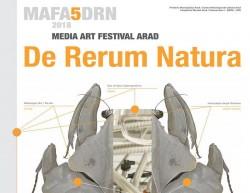 Media Art Festival Arad 2018: 5 octombrie - 3 noiembrie 2018