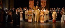 TOSCA, un nou spectacol în cadrul Stagiunii lirice arădene