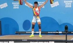 Halterofilul  arădean Emanuel Danciu, la două kilograme de podiumul olimpic!