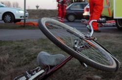 Biciclist accidentat mortal de un șofer în vârstă de 90 de ani