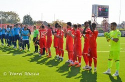 Elevii lui Popa au reuşit scorul etapei! UTA – Metaloglobus: 6-1