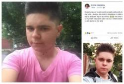 Andrei a fost găsit spânzurat în pădure în apropiere de Măltăreț