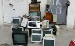 Scapă gratuit de deșeurile electrice și electronice între 10-13  octombrie!