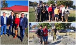 """Simona Stan (PNL): """"Comuna Tîrnova are multe proiecte în derulare"""""""