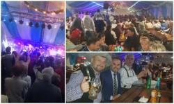Peste 6.500 de arădeni în prima zi la Oktober BierFest Arad