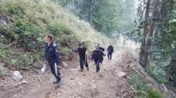 Un apel la 112 a alertat duminică seara echipele ISU. Trei motocliclişti rătăciţi în pădure între Şoimoş şi Căsoaia