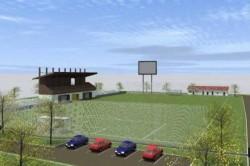 UTA prezentă la meciul de inaugurare a noului stadion din Beliu!