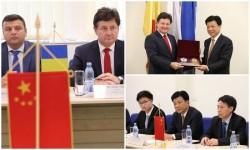 Aradul a primit vizita conducerii uneia dintre cele mai importante provincii din China